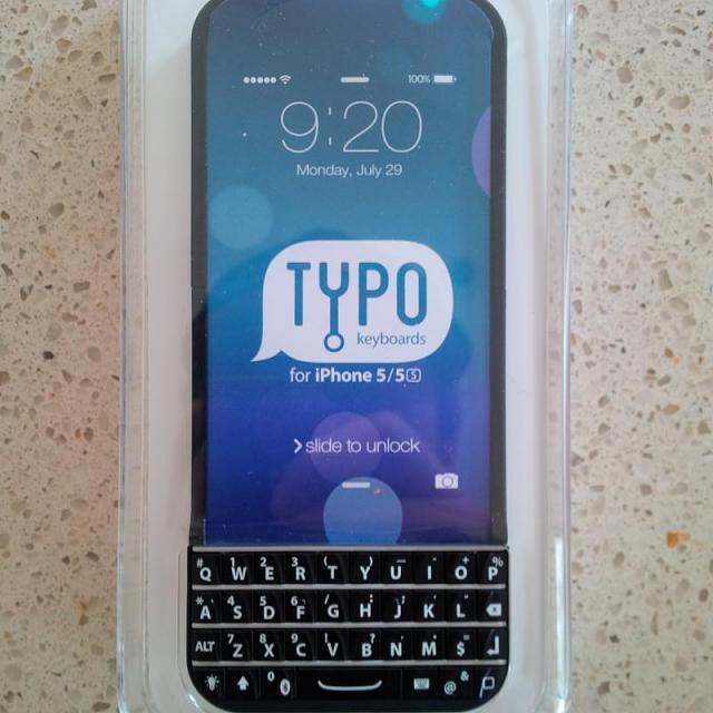 online store e9cbd f7428 Typo Keyboard Case (For iPhone) - BlackBerry Forums at CrackBerry.com