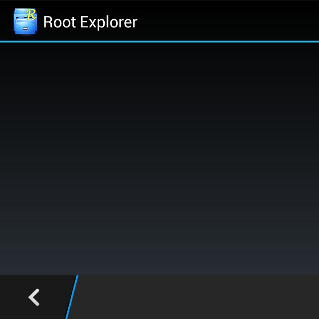 Root Explorer Working? - BlackBerry Forums at CrackBerry com