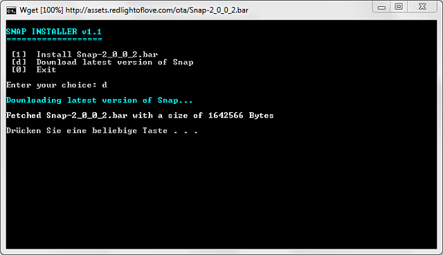 How to sideload Snap without any hassle using Snap Installer