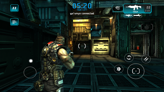 shadowgun deadzone not connected to matchmaking server hatas