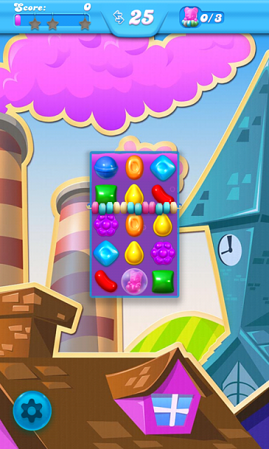 Soda Candy Crush Saga