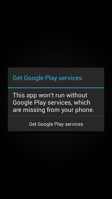 HBO Go now requires Google Play Services - BlackBerry Forums
