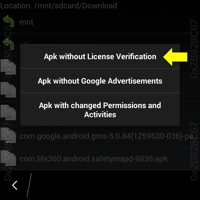 How to remove Google Play services dependencies with Lucky Patcher [but not Snapchat]-lp_step4.png