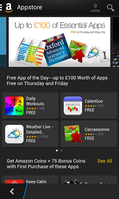 Amazon Appstore ~ 100 of FREE apps - BlackBerry Forums at ...