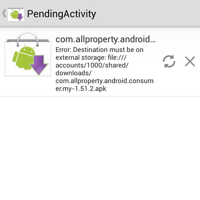 APK Downloader (alternative Google Play store APP that works