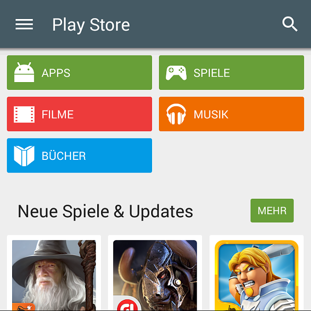 play store app download kostenlos