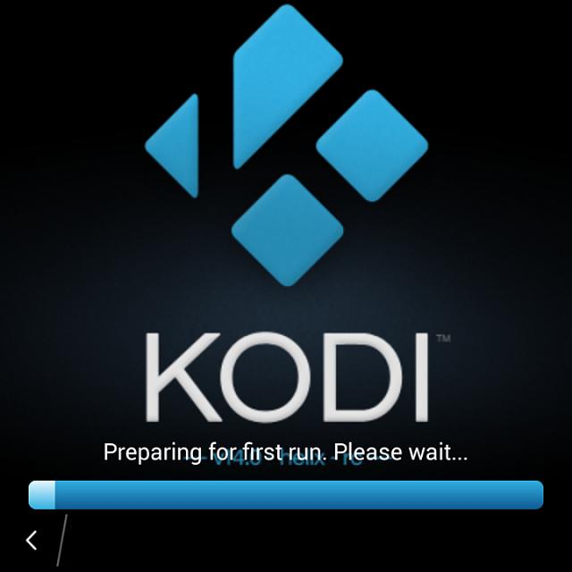 Successfully installed XBMC/Kodi 14 0-Helix RC2 on BB10 3 1 1154