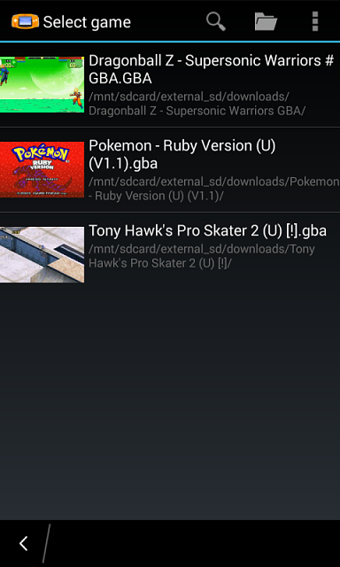 John GBA - GBA emulator - Apps on Google Play