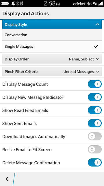 how to unsync facebook contacts blackberry z10 apps