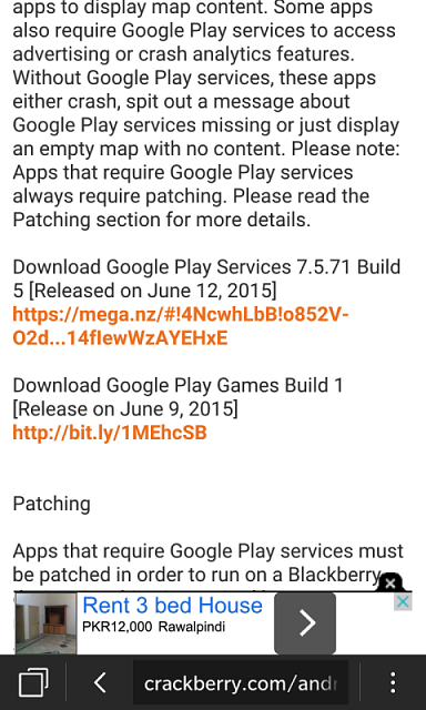 Cant download Cobalt Google Play Store - BlackBerry Forums