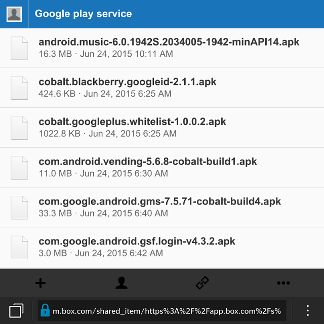 Google Play Services for BlackBerry 10 now supports - BlackBerry