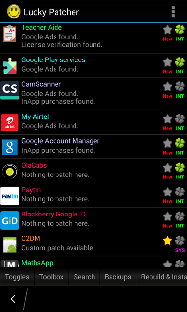 How to patch Android Apps depending on Google Maps and