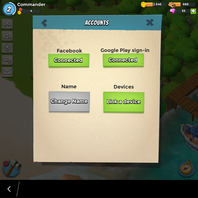 Boom beach and clash of clans saving game secret