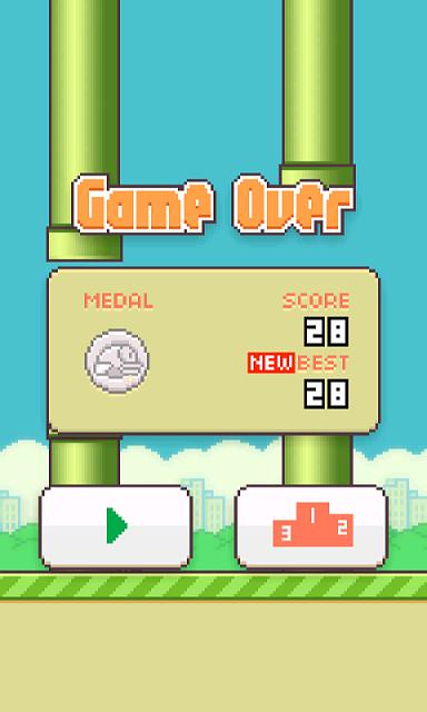 ... Galleries: Flappy Bird High Score 90 , Flappy Bird High Score 100