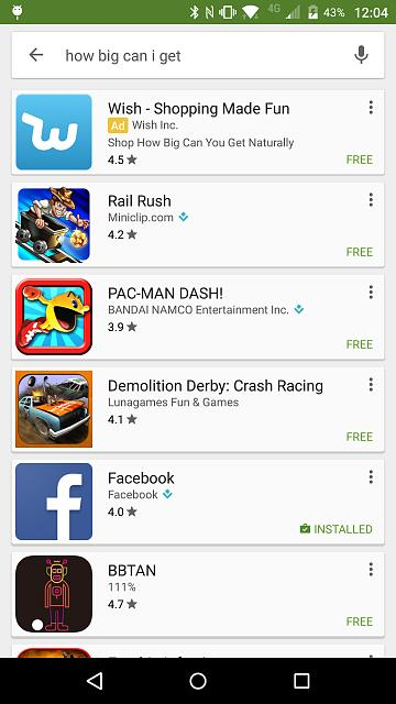 how to find my purchased apps on google play