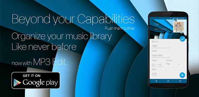 edit mp3 tags android app