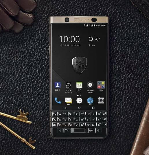 weather app on this KEYone-39241.jpg