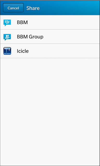 Icicle - YouTube Downloader for Z10 released!-s3.png