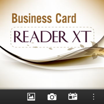 Business Card Reader XT Business Card Reader for BB10