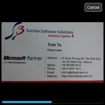 Business card reader software for pc free download image business card reader for blackberry free download image business card app for playbook image collections card reheart Choice Image