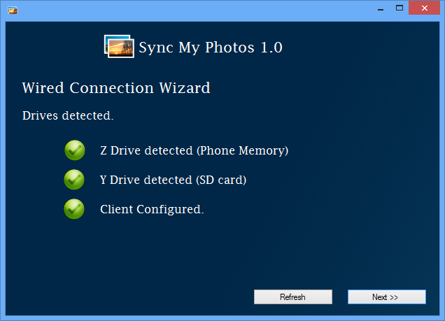 Sync My Photos for Blackberry 10 - By Runisoft Ltd. - BlackBerry ...