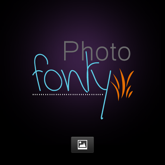 تحميل برنامج PhotoFonty لهواتف بلاك