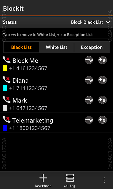 how to block all incoming calls on iphone blockit headless block incoming call by specific phone 4602