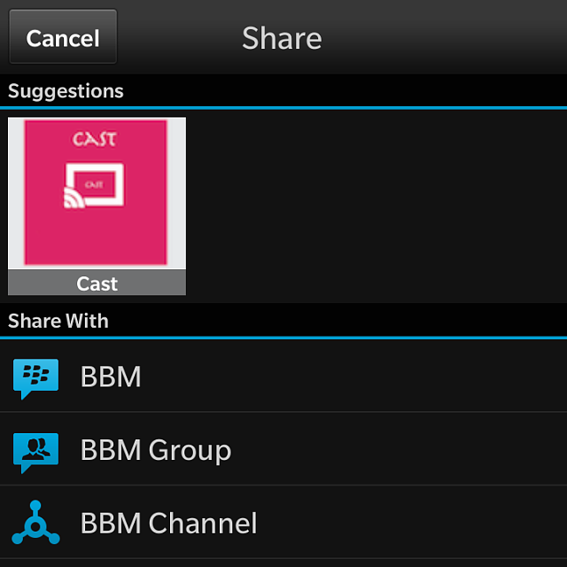 CAST for Blackberry 10 - chromecast and youtube, native on BB10-img_20140610_124808.png