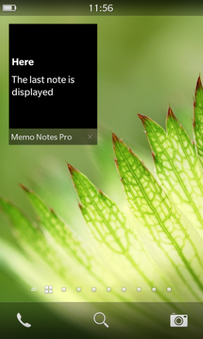 Memo Notes Pro for BlackBerry 10-screen7.png