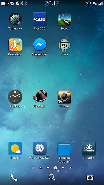 Boundless icon organizing with GapCreator: Icon Organizer (BlackBerry 10.3)-img_20141014_201737.png