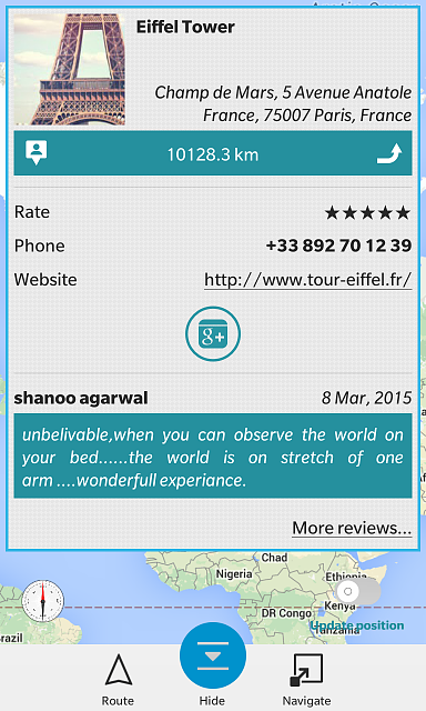Native search4place with google maps and blackberry maps search4place with google maps and blackberry maps 344976d1427905980t native app gumiabroncs Gallery
