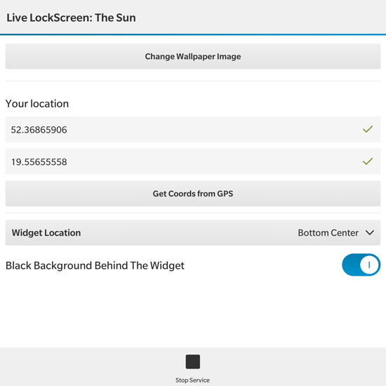 Live LockScreen: THE SUN  - Live Sun data on your Lock Screen-bb10_live_sun4.png