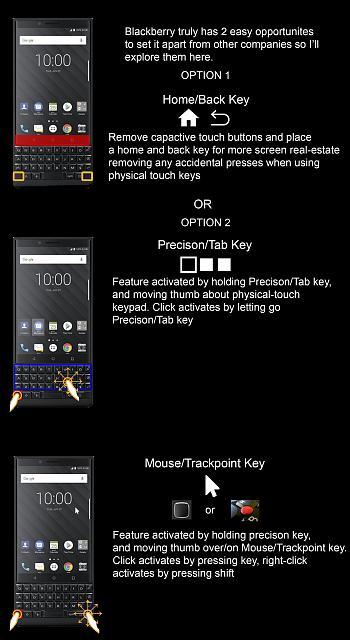 BlackBerry KEY3 ideas - BlackBerry Forums at CrackBerry com