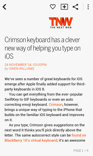 BlackBerry OS10 keyboard copied for Ios!-img_20141125_083338.png