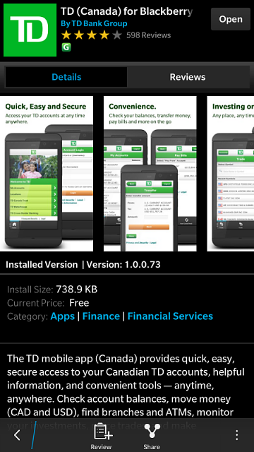 Why are two different TD mobile apps available?-img_20150111_223903.png