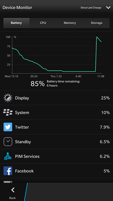 Why is my BB Z30 battery suddenly draining too fast?-img_20150219_115122.png