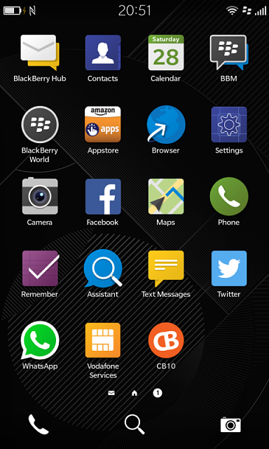 I can't find Gallery and Music in my newly installed BlackBerry 10.3.1. How to get them?-img_20150328_205145.png