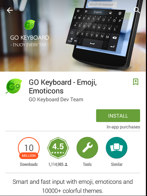How to enable emoji keyboard on blackberry z10