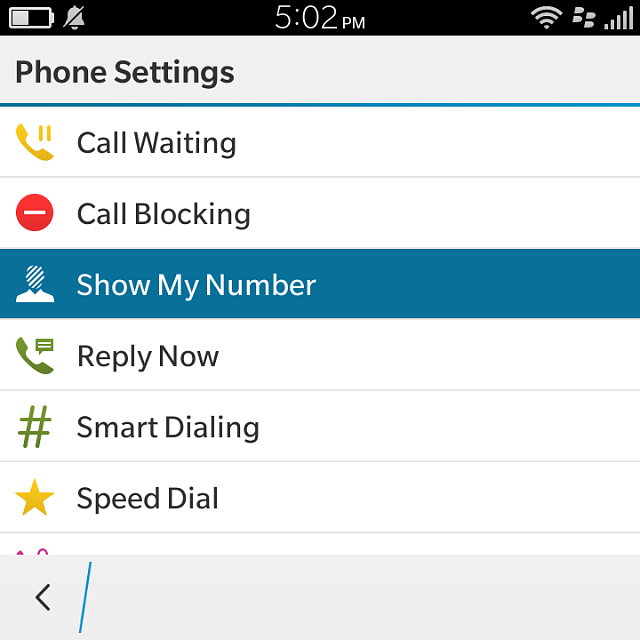 how do i block my number on my iphone how do i block my number when calling blackberry forums 21276