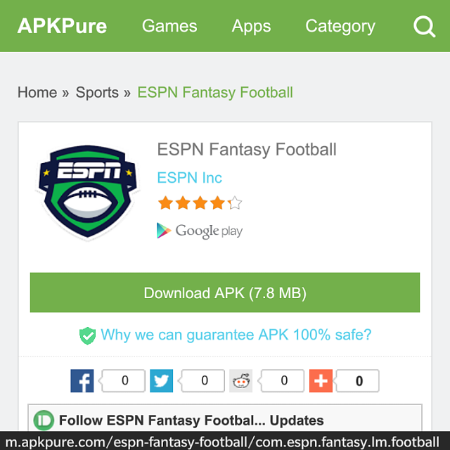 Anyone have a working APK for ESPN Fantasy Football?-img_20150830_150635.png