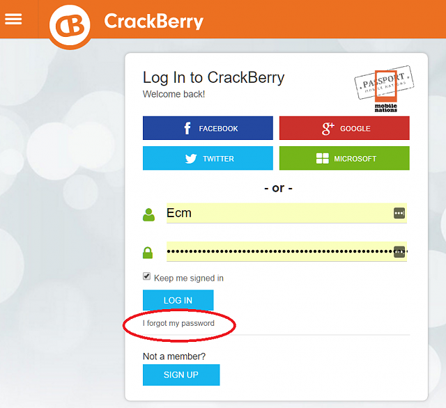 Crackberry password/username-2016-11-22.png