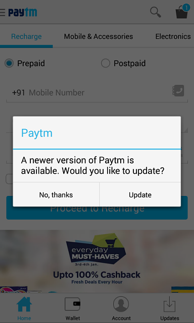 TROUBLE WITH PAYTM downloaded from BlackBerry World-img_20170103_203843.png