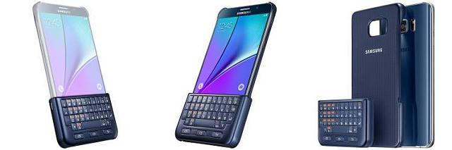 Keyboard Cover Case for other Android phones - BlackBerry