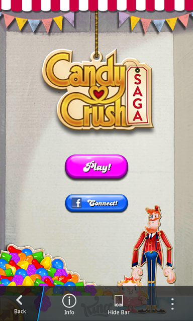 Candy Crush App For Blackberry Z10