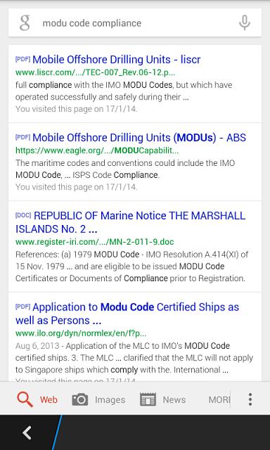 Code pdf modu