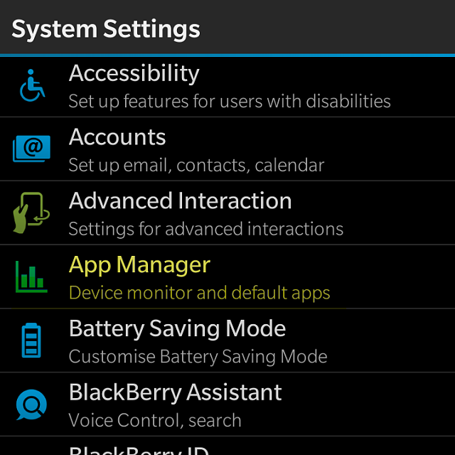 Is there some way to get android os on blackberry Z10 so