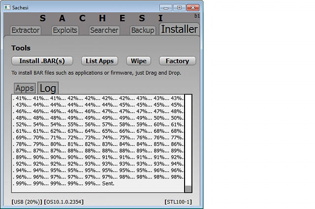 Sachesi: Firmware Extractor, Searcher and Installer-sachesi-screenshot-2.png