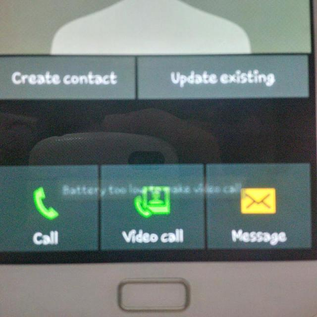 How can I make a video call through my Sim card not over BBM?-img_20136248_hdr.jpg