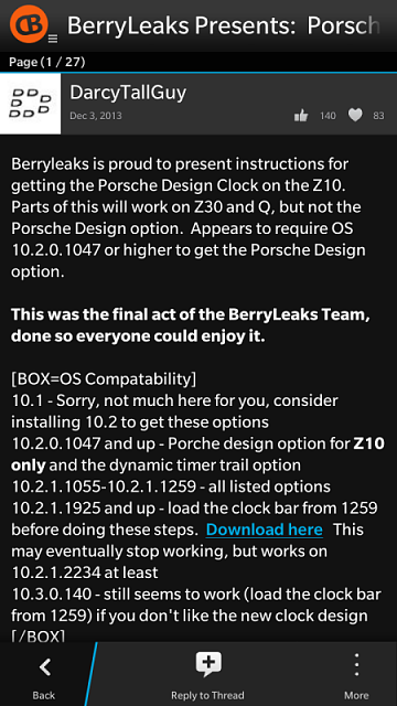 BerryLeaks Presents:  Porsche Design Clock - for Z10-img_20140327_165848.png