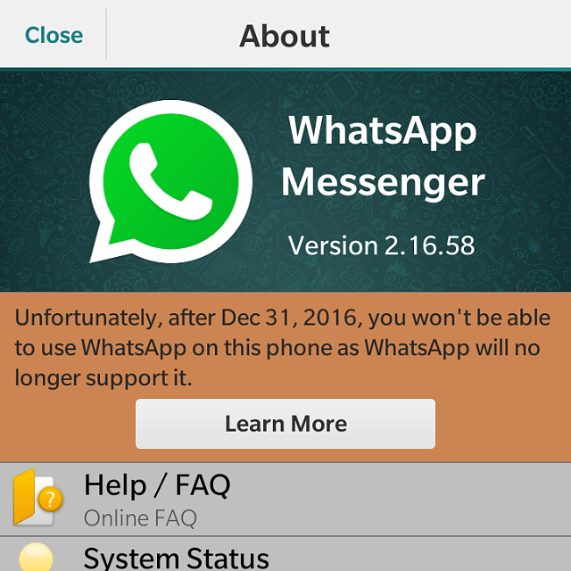 BB10.3.3.0746 and WhatsApp working ?-about-whatsapp-152922.png